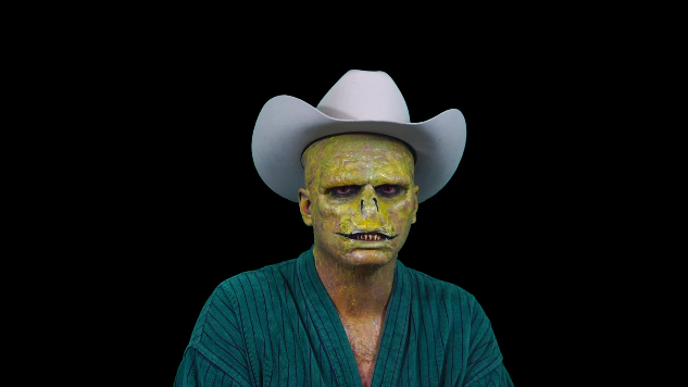 "Mac DeMarco Is a Lizard Man in Video for New Single ""Nobody,"" First from His Forthcoming Album"