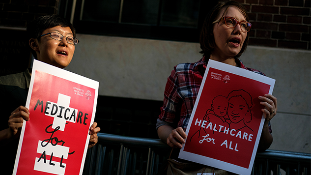Seattle Becomes the First City to Support the Medicare for All Act of 2019