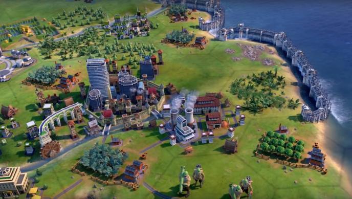 The 7 Best Mods for Civilization VI: Gathering Storm :: Games
