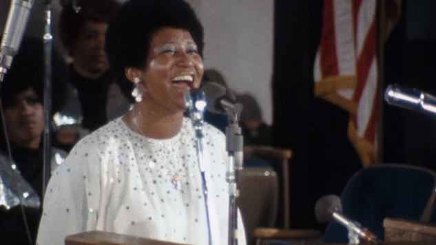 Aretha Franklin Takes Us to Church in Trailer for New Documentary Amazing Grace