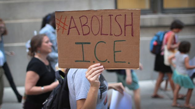 "ICE Is Tracking ""Anti-Trump"" Protesters in New York City"