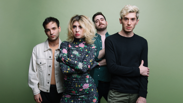 "Charly Bliss Release Dark Video for New Single ""Chatroom"""
