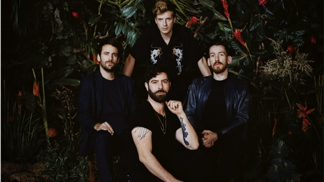 In a World Upside Down, Foals Return with <i>Everything Not Saved Will Be Lost—Part 1</i>