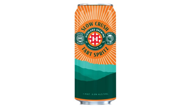 Highland Brewing Co.'s Latest Is a Tart Riff on the Aperol Spritz