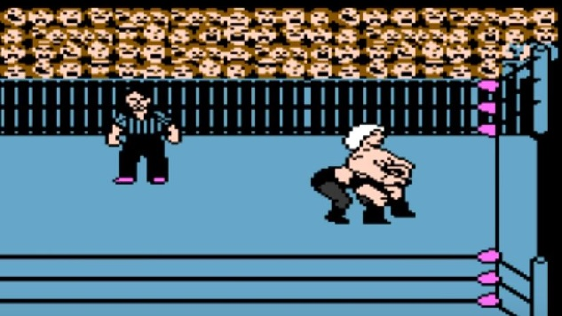 An Unreleased NES Game from 1989 Featuring WCW Wrestlers Has Been Discovered