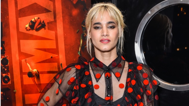 Sofia Boutella Discusses <i>Climax</i>, Gaspar Noé and the Power of Non-Reckless Abandon