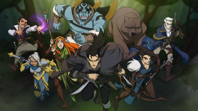 <i>Critical Role</i>'s Animated <i>Dungeons & Dragons</i> Series Is Kickstarter's Highest-Funded Project of All Time