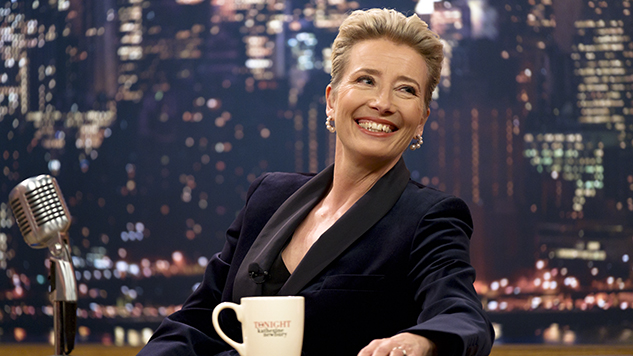 Amazon Hosts First Trailer for <i>Late Night</i> Starring Emma Thompson, Mindy Kaling