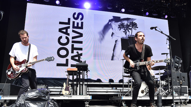 Local Natives Announce New Album, Share Videos for Two New Singles