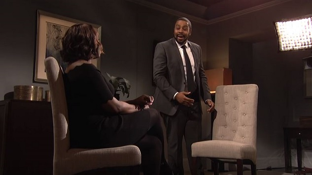 <i>Saturday Night Live</i> Tackles R. Kelly's Interview with Gayle King
