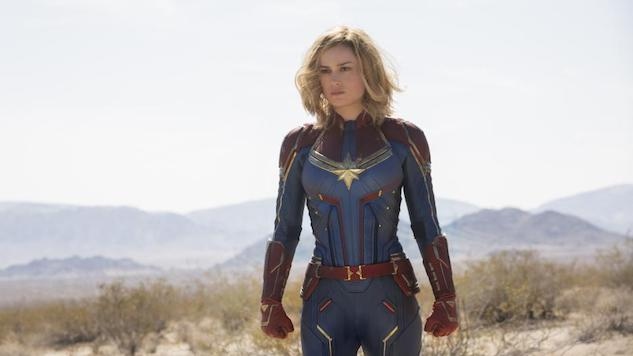 <i>Captain Marvel</i> Breaks Box Office Records with $455 Million Global Debut