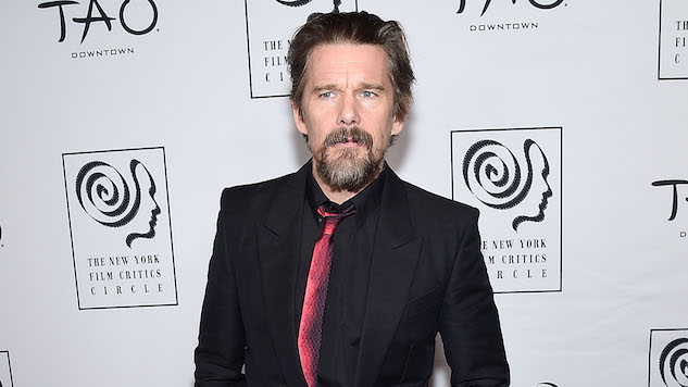 Ethan Hawke To Star As Abolitionist John Brown In Showtime Series