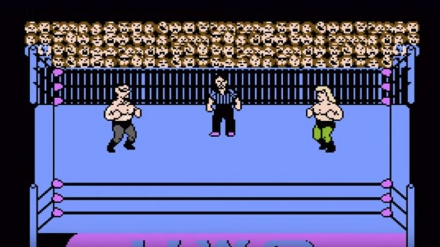 Watch a Full Play-through of That Unreleased WCW Wrestling Game
