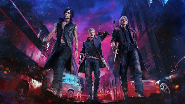 The Excellent <i>Devil May Cry 5</i> Falls Just Short of S-Rank