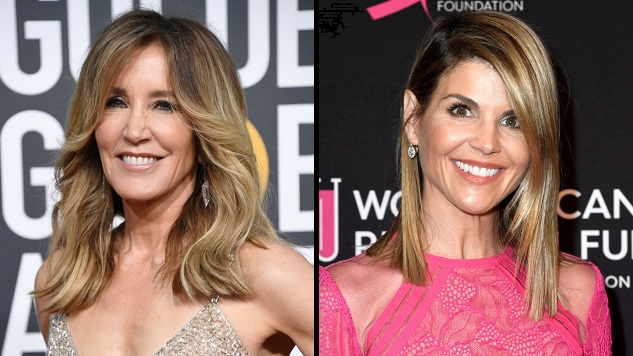 The Funniest Tweets about Lori Loughlin and Felicity Huffman's College Admissions Scam
