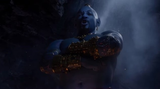 See Will Smith's Genie in Action in the First Full-Length <i>Aladdin</i> Trailer
