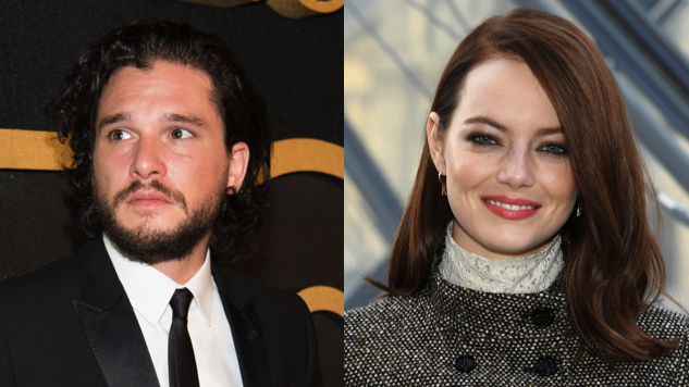 Kit Harington, Emma Stone to Host <i>SNL</i> in April