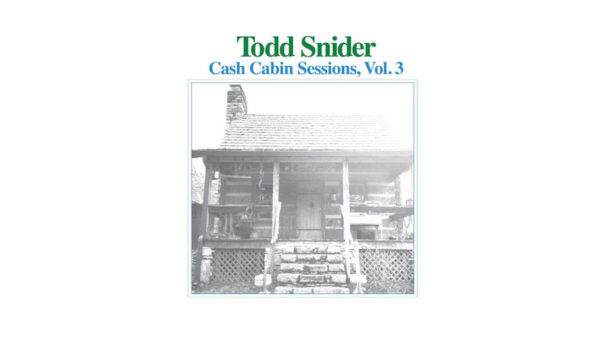 Todd Snider: <i>Cash Cabin Sessions, Vol. 3</i> Review