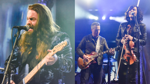 "Watch Strand of Oaks Play ""Ruby"" with Jason Isbell, Amanda Shires, My Morning Jacket Members on <i>The Late Show</i>"