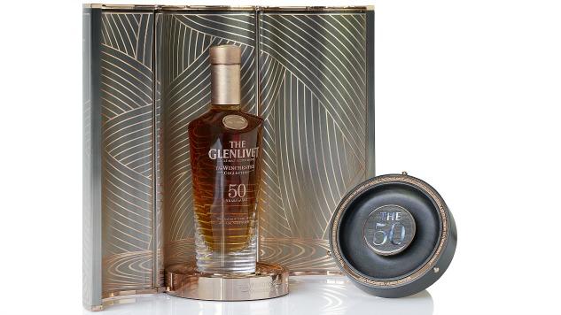 Glenlivet's Latest Whisky Release Retails For $25,000