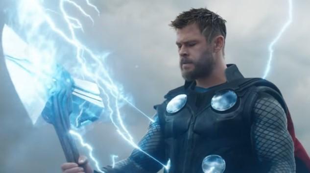 Watch Captain Marvel Meet Thor in the Second Trailer for <i>Avengers: Endgame</i>