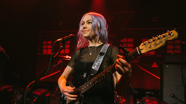 "Watch Better Oblivion Community Center's Performance of ""Sleepwalkin'"" on <i>The Late Late Show</i>"