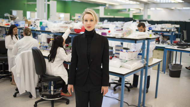 In <i>The Inventor</i>, Alex Gibney Goes Shockingly Soft on Alleged Theranos Fraud Elizabeth Holmes