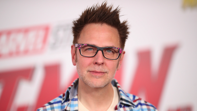 James Gunn Rehired to Direct <i>Guardians of the Galaxy Vol. 3</i>