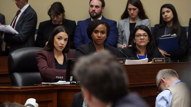 "Alexandria Ocasio-Cortez Dismisses NRA's ""Thoughts and Prayers"" Following Christchurch Mosque Attacks"