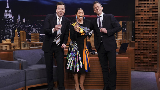 Please Welcome Our Late Night Host Lilly Singh