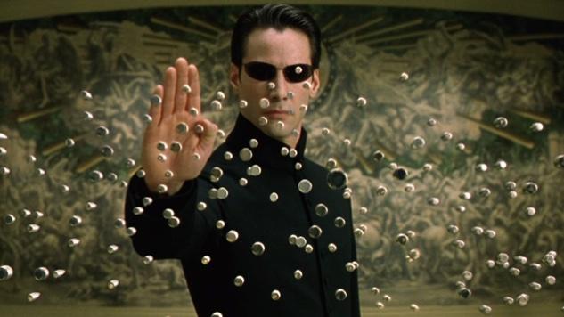 The Matrix Redefined FX-Heavy Storytelling