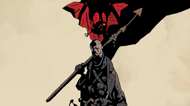 Sink Your Teeth Into Mike Mignola&#8217;s <i>Baltimore</i> Omnibus Vol. 1 Cover
