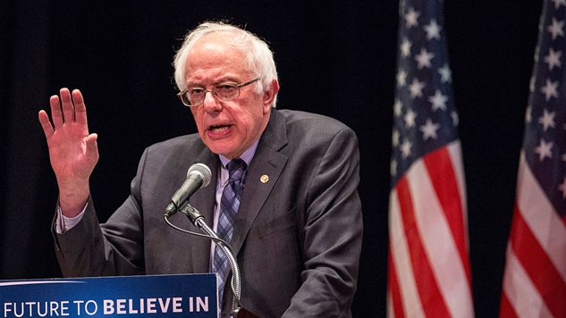 <i>Washington Post</i> &#8220;Fact-Checker&#8221; Embarrasses Himself Again, This Time By Bungling Bernie&#8217;s Wall Street Bailout Quote