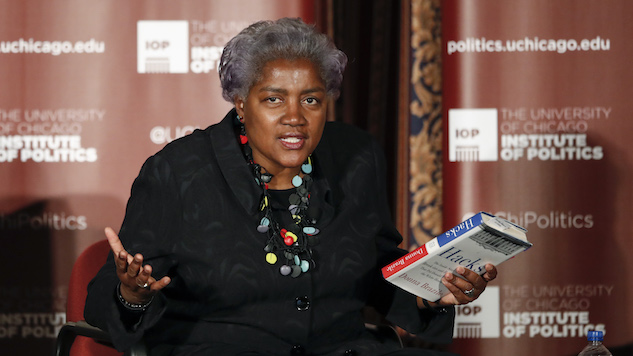 Former DNC Chair Donna Brazile Joins Fox News as Paid Contributor