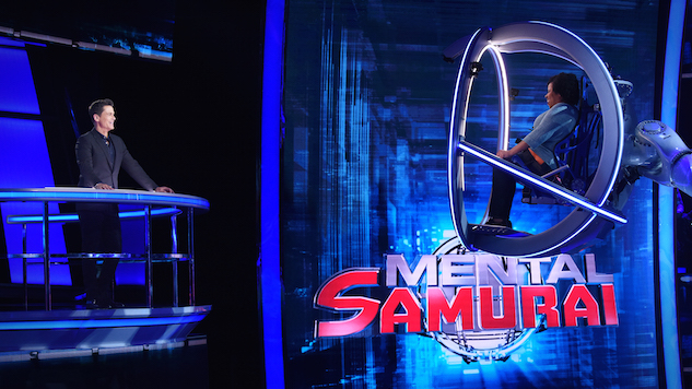 Why the Bonkers <i>Mental Samurai</i> Is Our New Favorite Game Show