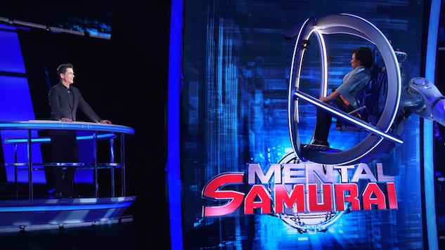 Why The Bonkers Mental Samurai Is Our New Favorite Game Show  Tv  Mental Samurai -6421