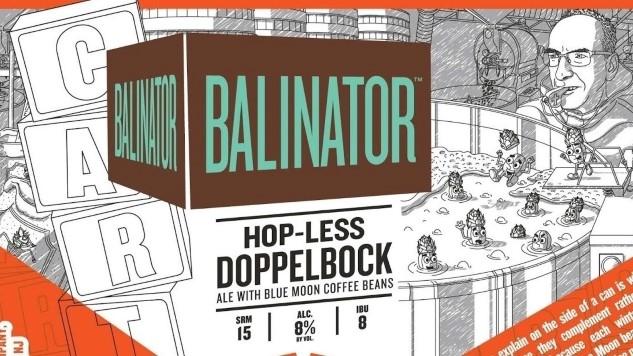 Carton Brewing Co. Balinator (Hop-Less Doppelbock) Review