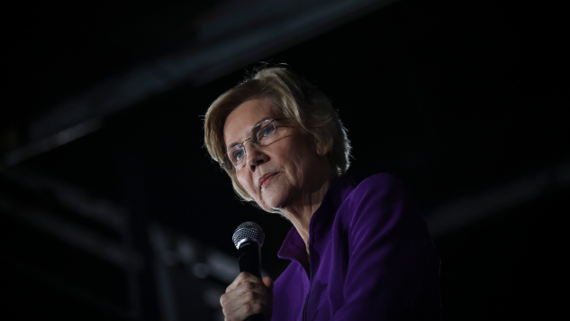 Sen. Elizabeth Warren Calls for Abolition of the Electoral College
