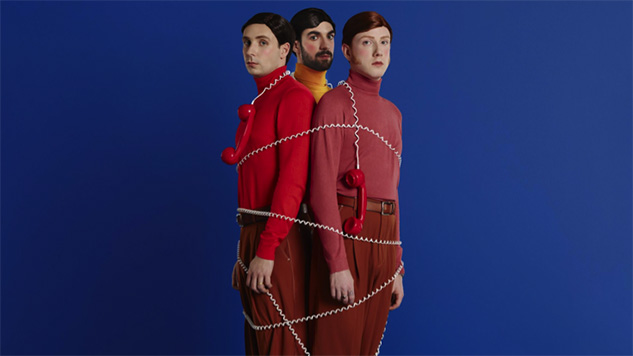 "Two Door Cinema Club Share Their Newest Disco-Pop Single, ""Dirty Air"""