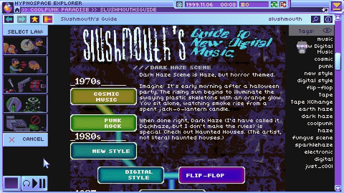 Hypnospace Outlaw Revives the Internet of the '90s with the