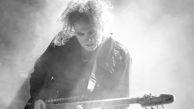 Robert Smith Confirms The Cure Have Finished Recording Their New Album