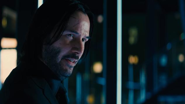 "Keanu Reeves Needs ""Guns, Lots of Guns"" in the Latest <i>John Wick 3</i> Trailer"