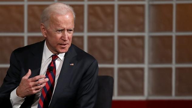 American Hopelessness Is Joe Biden Winning the Primary