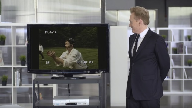 Conan O'Brien's Classic <i>Late Night</i> Remotes Hit the Internet Next Week