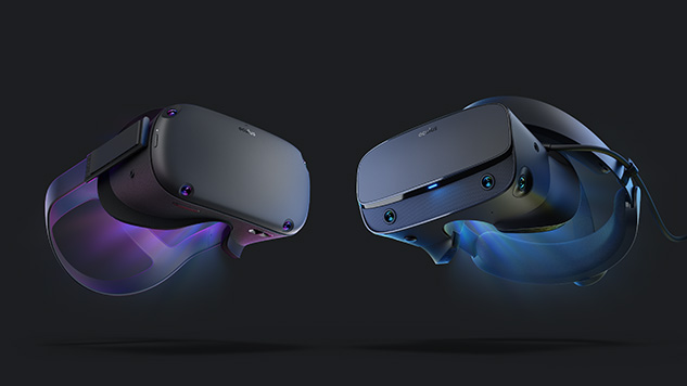 Oculus Announces New VR Headset for PC
