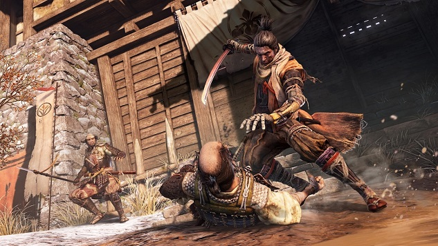 Death Is More Than Just Death in <i>Sekiro: Shadows Die Twice</i>
