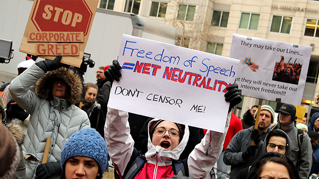 80 Percent of Americans Support Bringing Back Net Neutrality