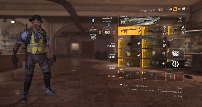 How to Prepare for The Division 2's Endgame :: Games :: The