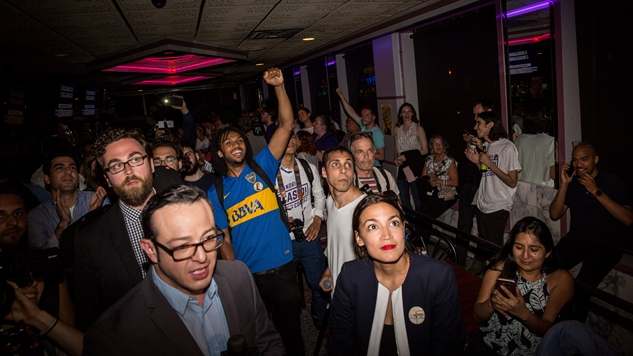 The DCCC Wants To Keep Insurgent Democrats Like Alexandria Ocasio-Cortez Out of the Party in the Future