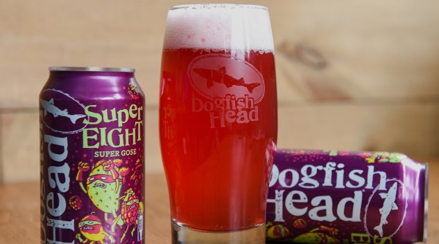 """Dogfish Head's Latest """"Health"""" Beer Is Made with Quinoa, Because Sure, Why Not"""